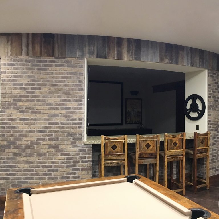Basement Layout Design Ideas: 4 Design Ideas For Your Unfinished Basement