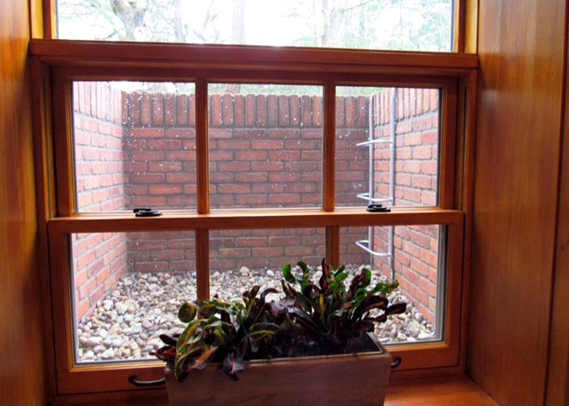 Weekend Project: Window Well Makeover