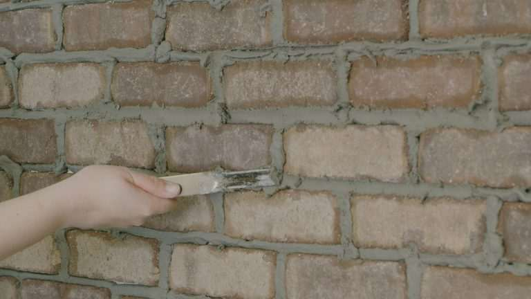 How to Grout With a Grout Bag and Jointer