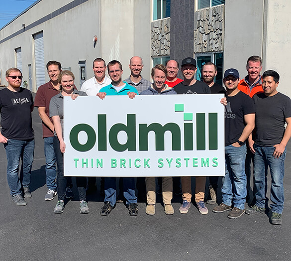 The Old Mill Brick Team