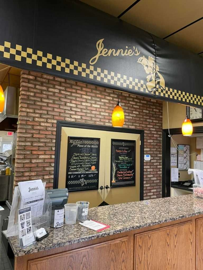BRICK FEATURE: An Enterprising Contractor Helps a Pizzeria Founded in the 1900s Expand Their Space Without Sacrificing Historical Aesthetic.